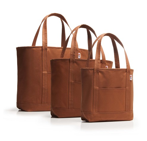 Barrier Island Tote - Solid Color