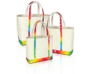Key West Tie Dyed Totes