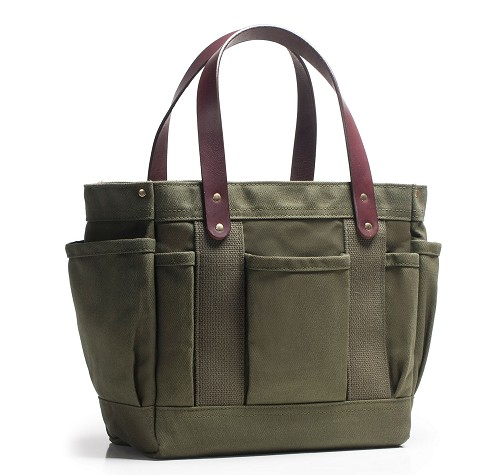 Rigger's Tote - Dyed Canvas