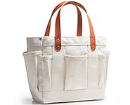 Rigger's Tote - Natural Canvas