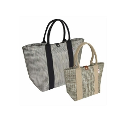 Mesh Beach and Garden Tote