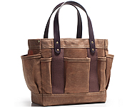 Rigger's Tote - Waxed Canvas