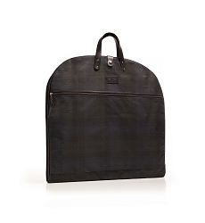 Huntsman Garment Bag –  Black Watch