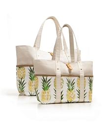 Destination Tote - Pineapple