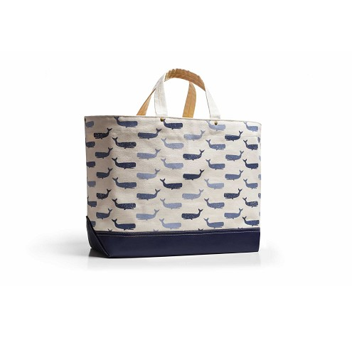 Large Southport Tote – Nantucket Whaler