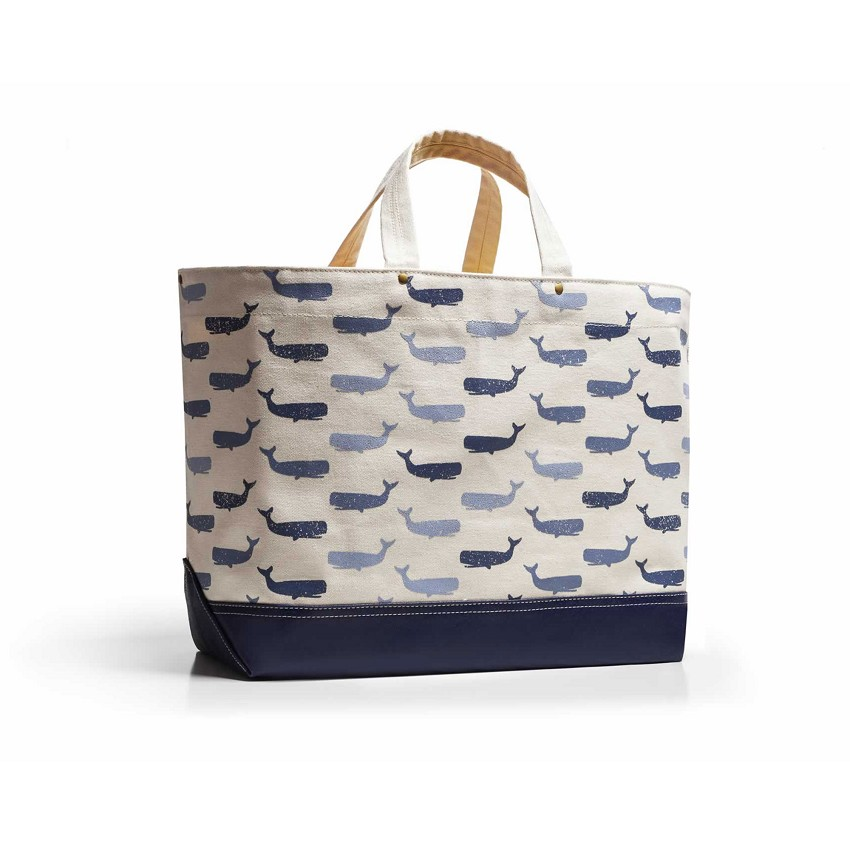 Large Southport Tote - Nantucket Whaler